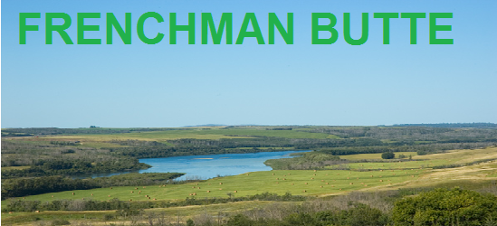 Frenchman Butte